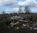 На сельхозземлях в Каменском районе обнаружили свалки с опасными канцерогенами