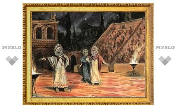 В Афинах восстановят знаменитый древнегреческий театр Диониса
