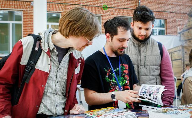 Авторы серии комиксов «Майор Гром» выступят на «ЛитераТуле»