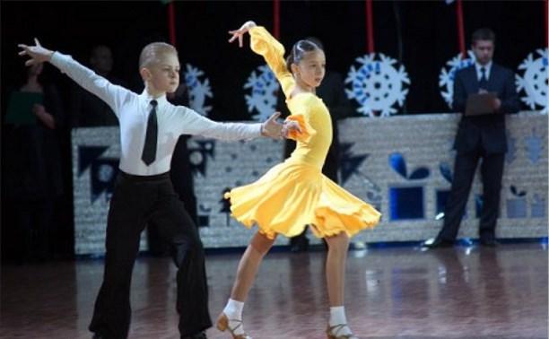 В Туле состоится чемпионат по спортивным танцам «Кубок Оникса-2015»