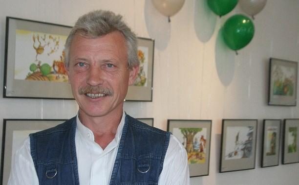 Скончался художник Сергей Сачков