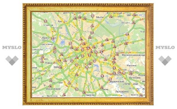 """В веб-версии """"Яндекс.Карт"""" появились отметки о ДТП"""