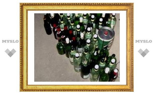 В Туле запретили торговать алкоголем в общественных местах
