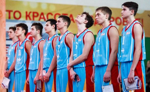 Тульские школьники с поражения начали Суперфинал КЭС-Баскет