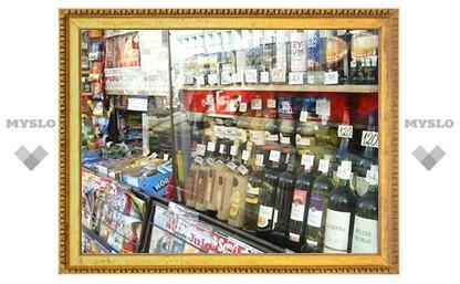 Главный санврач области разрешил продавать алкоголь мелкорозничной сети