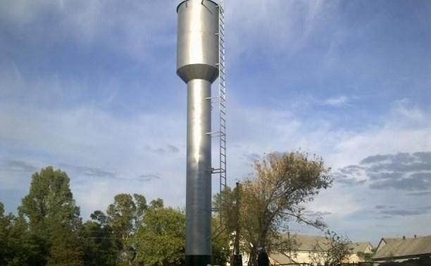 Кража водонапорной башни