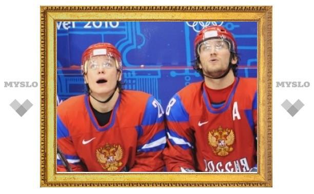 Овечкин и Семин приедут в сборную России к 1/4 финала ЧМ-2012