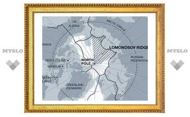 Дания отправляет научную экспедицию к Северному полюсу