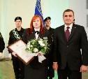 Алексей Дюмин поздравил судебных приставов с профессиональным праздником