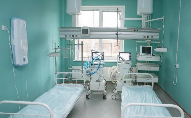 С начала пандемии в Тульской области умер 261 человек с COVID-19