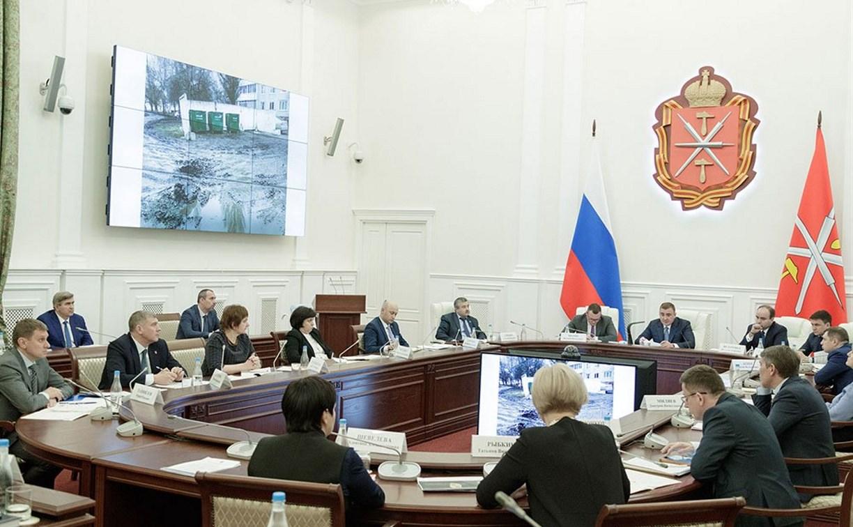 Алексей Дюмин придал ускорения киреевским чиновникам