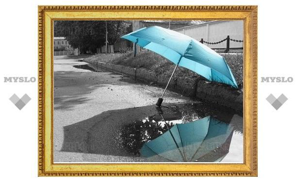 Тулу ждут затяжные дожди?