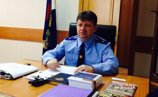 Прокурор области взял дело о захвате заложников в щёкинской колонии под личный контроль