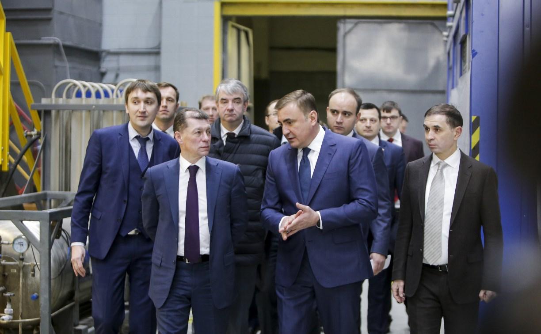Тульской области выделили 80 млн рублей на переобучение сотрудников предприятий