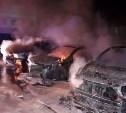 В Туле по факту поджога машин на ул. Вильямса возбуждено уголовное дело