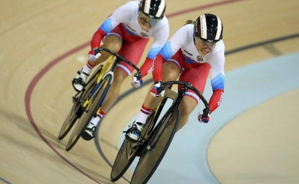 Первая тульская медаль в Рио: Анастасия Войнова завоевала серебро в командном спринте