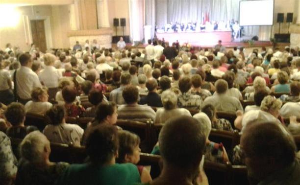 Житель Привокзального района выдвинул свою кандидатуру на должность главы администрации Косой Горы