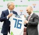 МегаФон стал стратегическим партнером российского футбола