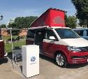 Volkswagen представил на тульской «Автостраде» идеальный для путешествий автомобиль