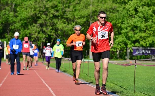 Сборная Тулы победила на чемпионате России по суточному бегу