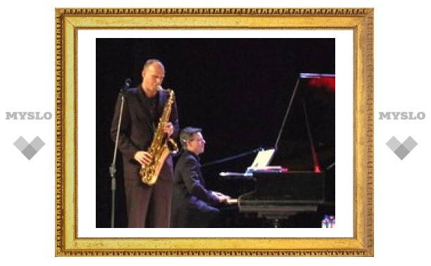 Для туляков исполнили настоящий джаз из Нью-Йорка