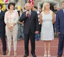 Мэр Тулы Александр Прокопук открыл III Спартакиаду ТОС