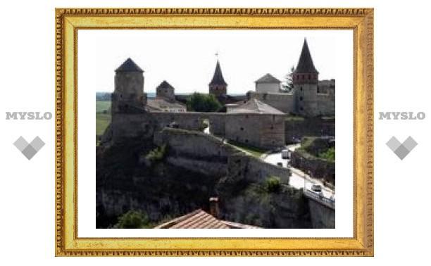 На Украине - год замков и дворцов