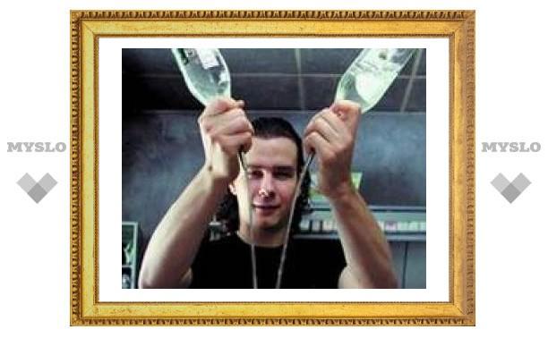 Тульский бармен покорил Ярославль