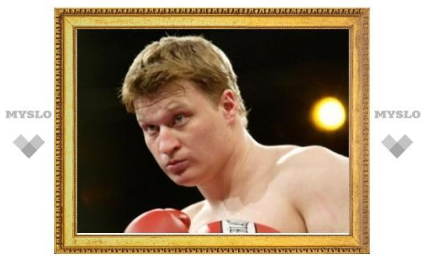 Промоутер Поветкина назвал причину отказа от боя с Кличко