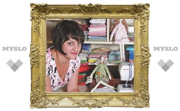 Тульская мастерица Юлия Гурова: В каждой кукле – частичка моей души!