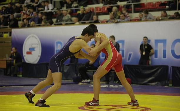 Тульские борцы греко-римского стиля отличились в международном турнире