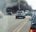 В Туле водитель-лихач оштрафован за езду по встречной полосе