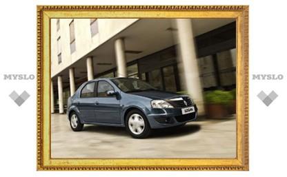 В январе самой продаваемой иномаркой в России стал Renault Logan