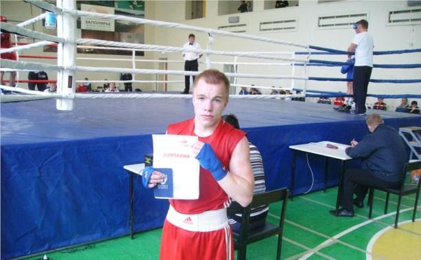 Тульские боксёры успешно выступили в первенстве «Локомотива»