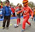 Тульский «Арсенал» устроил праздник для детей