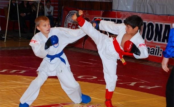 Тульские рукопашники завоевали свыше 30 медалей на первенстве ЦФО