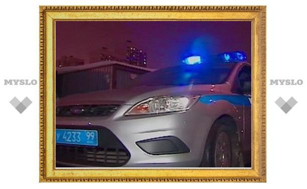 """У здания ОВД """"Замоскворечье"""" взорвалась бомба"""