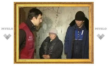 На Киевском вокзале в Москве нашли общежитие нелегалов