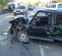 В ДТП в деревне Барсуки пострадали два человека