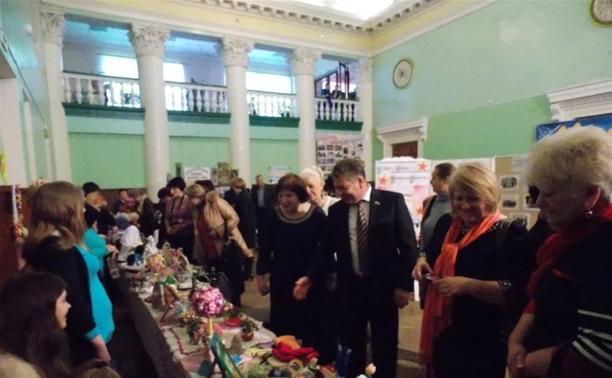 В Суворове прошел фестиваль женских клубов
