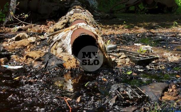 Разлив мазута в Пролетарском округе Тулы: в воздухе выявили превышение концентраций загрязняющих веществ