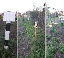 «Страшную» детскую площадку в деревне Малёвка благоустроят