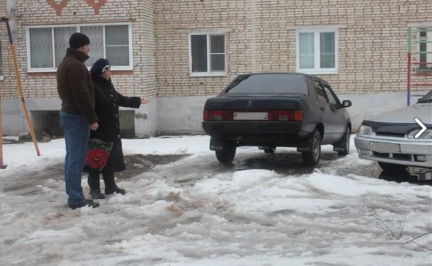 В Алексине прошёл рейд по несанкционированным парковкам