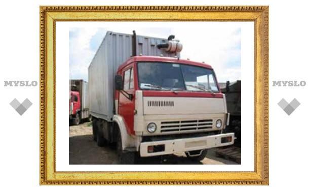 В Туле введут ограничение на грузовой транспорт