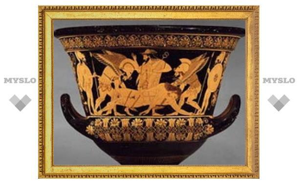 Римский музей получил знаменитую античную вазу