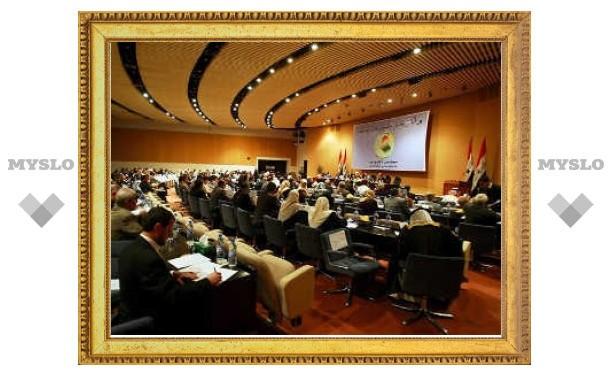 Ирак получил президента и спикера парламента