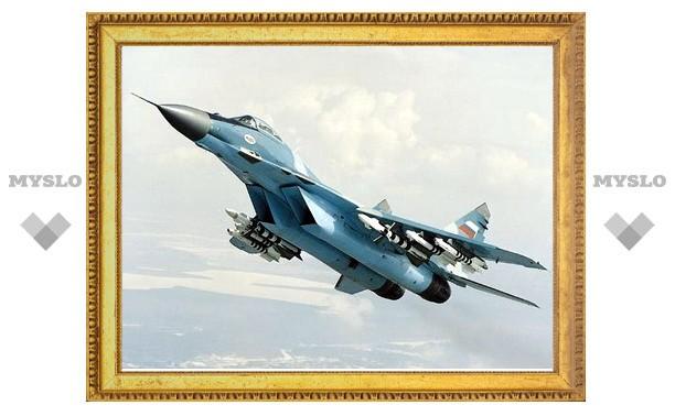 На западе Индии разбился МиГ-27