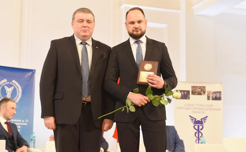 АО «Тулачермет» — победитель премии «Золотой Меркурий» в двух номинациях