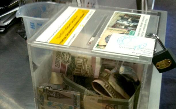 В Туле осудили вора, похитившего ящик для пожертвований