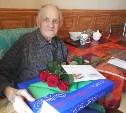 В Туле ветеран войны отметил 100-летний юбилей